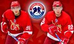 Александр Макаров и Станислав Левин на Кубке Вызова